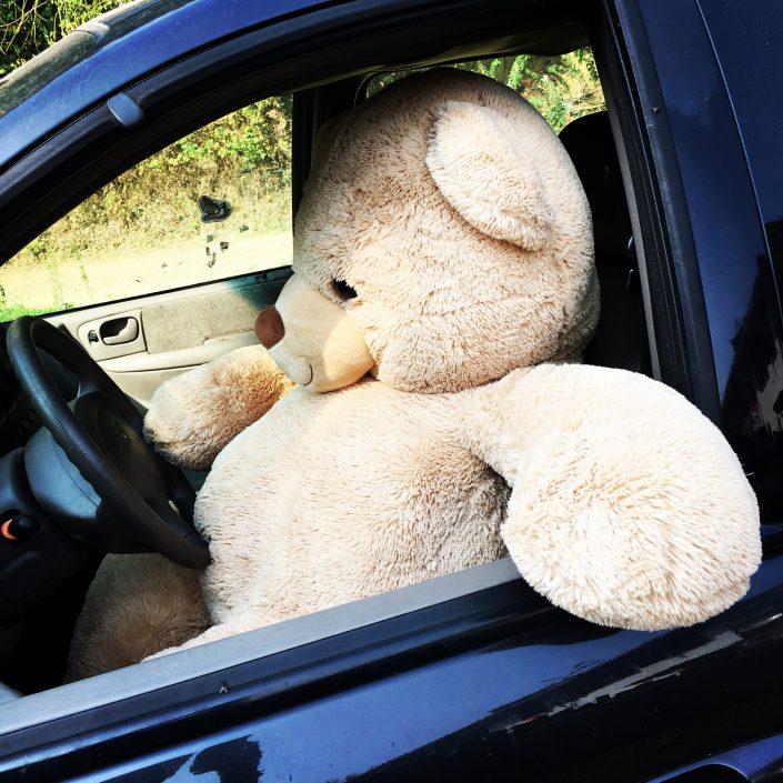 Man, do you mind if I drive???