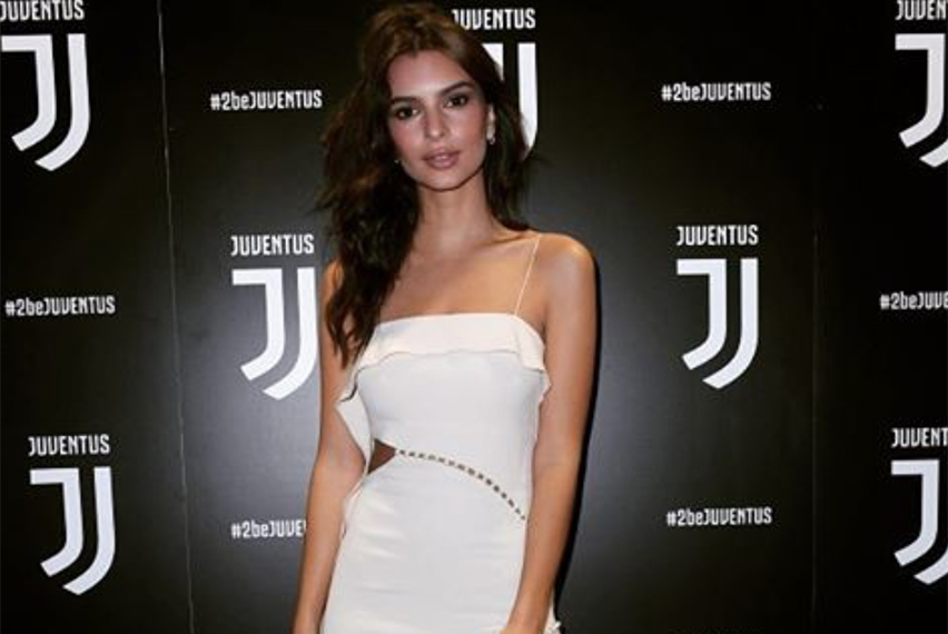 the most charming at the Juventus party???