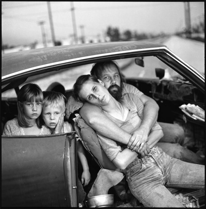 Mary Ellen Mark, one frame, a full story