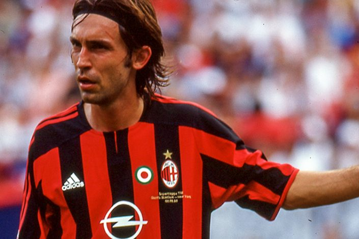 Andrea Pirlo, Giant Stadium – NYC – August 2003