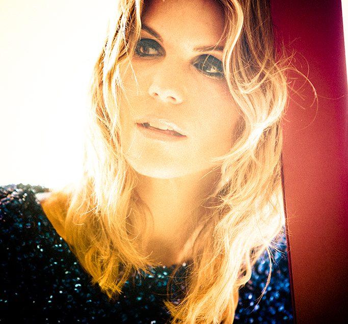 Lori Loughlin in Beverly Hills