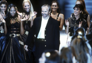 Because of you, Gianni Versace