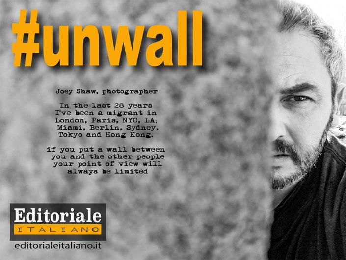 #unwall