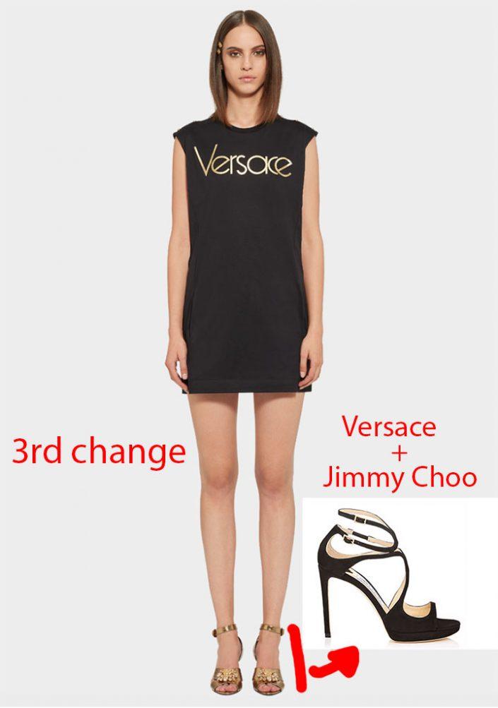 Versace & Jimmy Choo